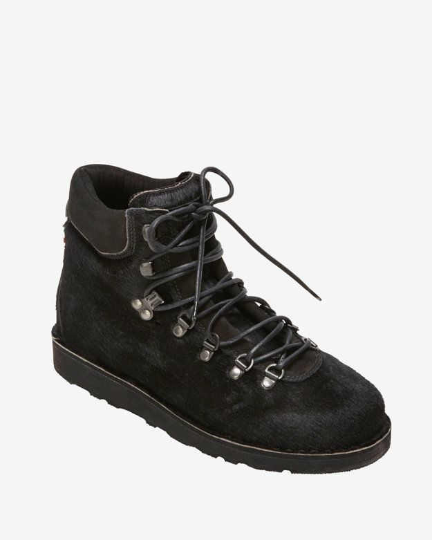 Diemme Haircalf Lace Up Sneaker Ski Boot | Shop IntermixOnline.com