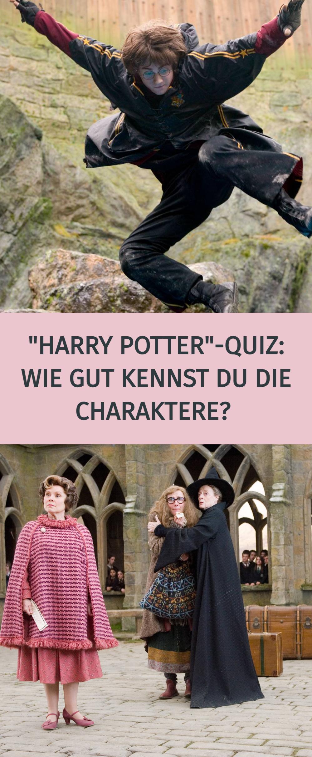 Harry Potter Quiz Wie Gut Kennst Du Die Charaktere Wenn Du Glaubst Dass Du Ein Echter Harry Potter Fan Bist Dann Soll In 2021 Harry Potter Quiz Filme Kino Film