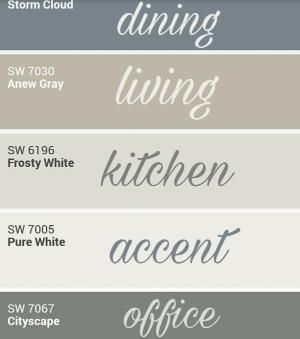 16 Popular Paint Colors From Your Favorite Home Bl