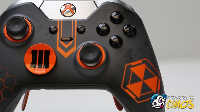 Custom Xbox One Elite Controllers Announced By Controller Chaos