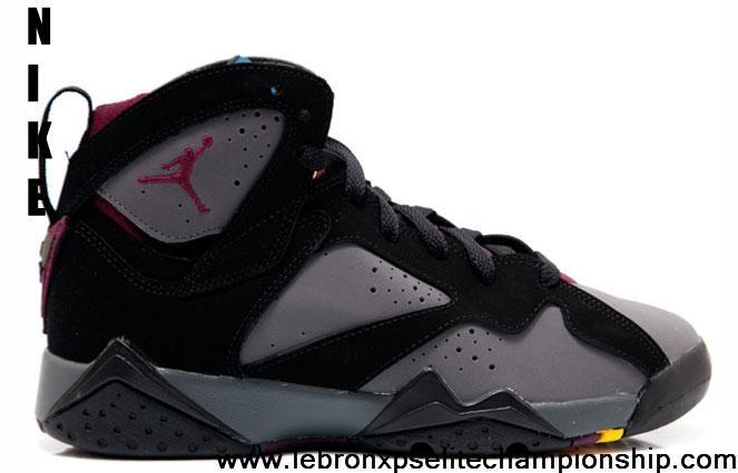 Latest Listing Cheap Air Jordan 7 (VII) Retro Bordeaux Black/Light Graphite-Bordeaux Basketball Shoes Shop