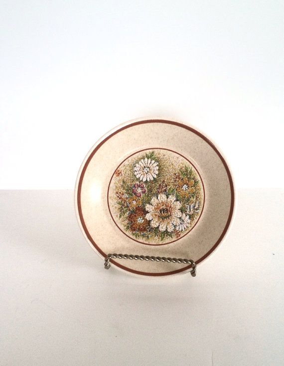 Lenox 'Magic Garden' Temperware Saucer by HappyVintageTreasure, $4.00
