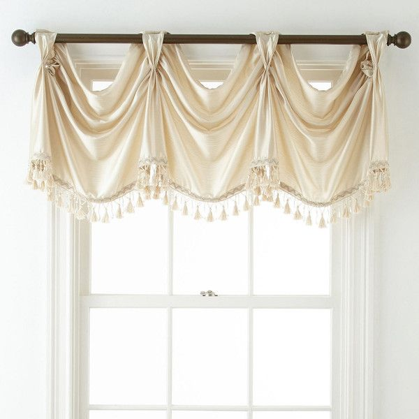buy royal velvet hilton rod pocket empire valance today at jcpenneycom you deserve great deals and weve got them at jcp