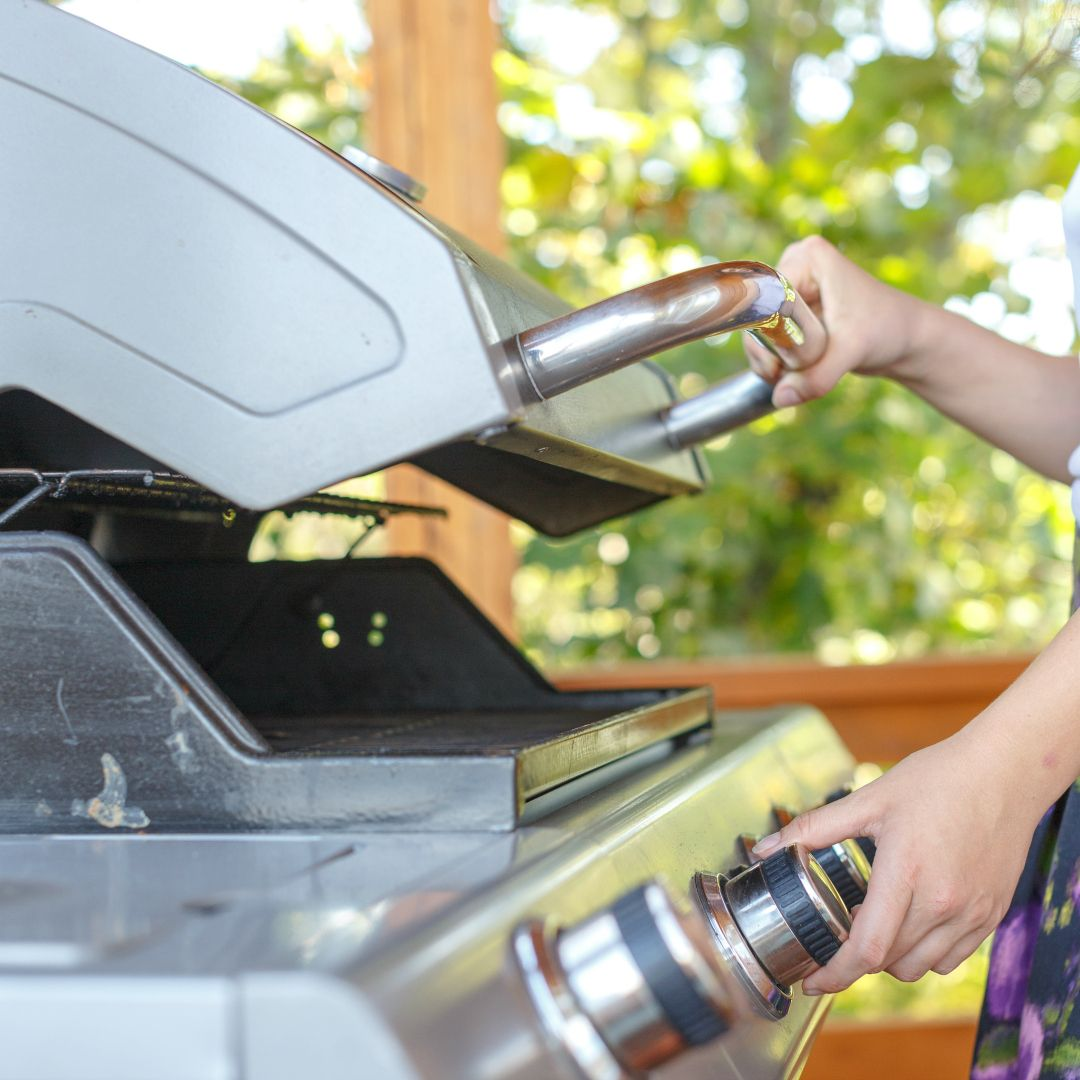 How to grill using a gas grill grilling grill master
