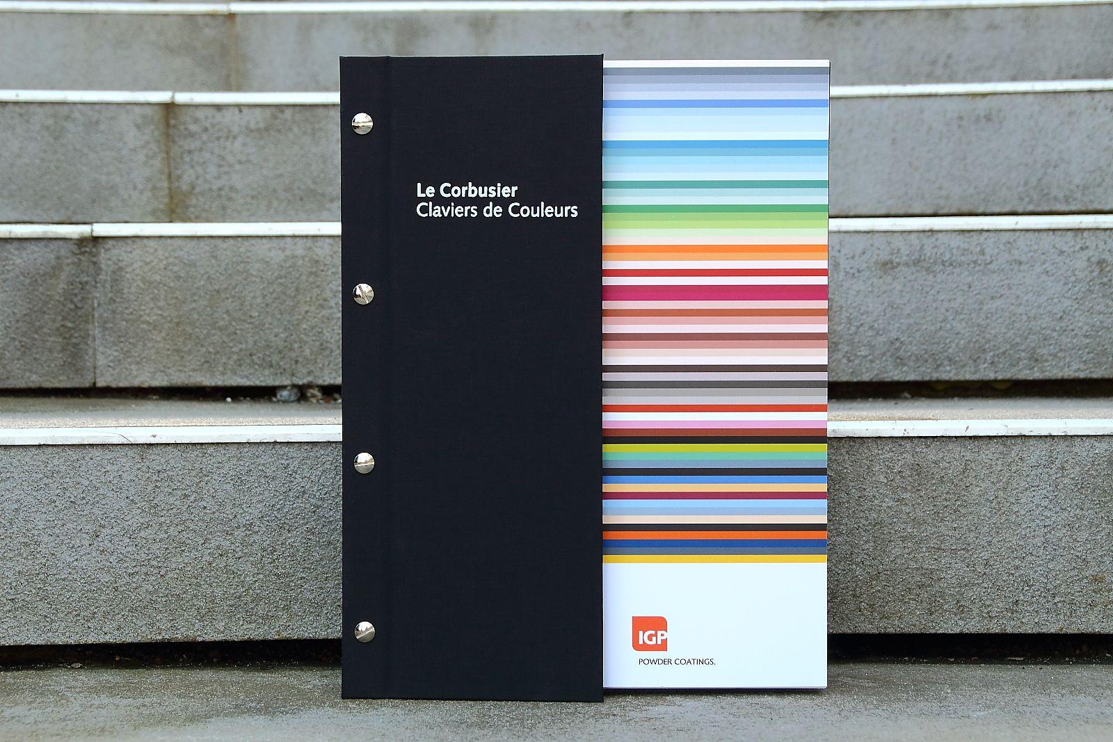 Le Corbusier Claviers De Couleurs Musterbuch Muster Bucher
