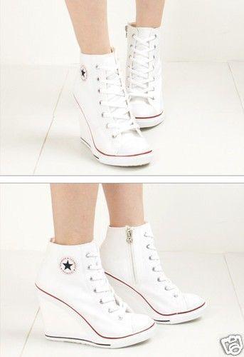 33a780f3e900 High heels Converse High Heels