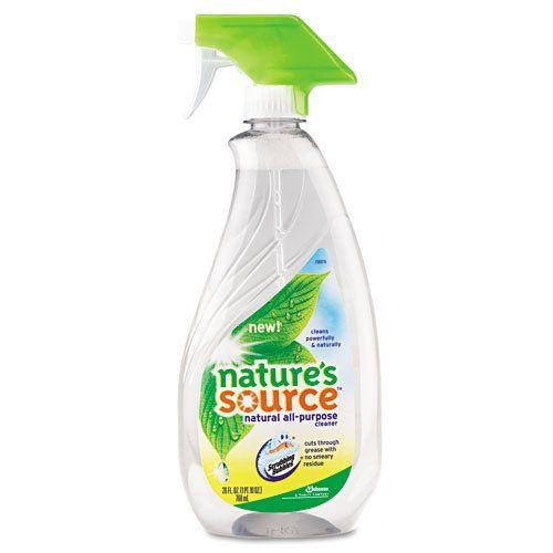 S C Johnson Wax 26oz Natures Ap Cleaner 71601 Household Cleaner