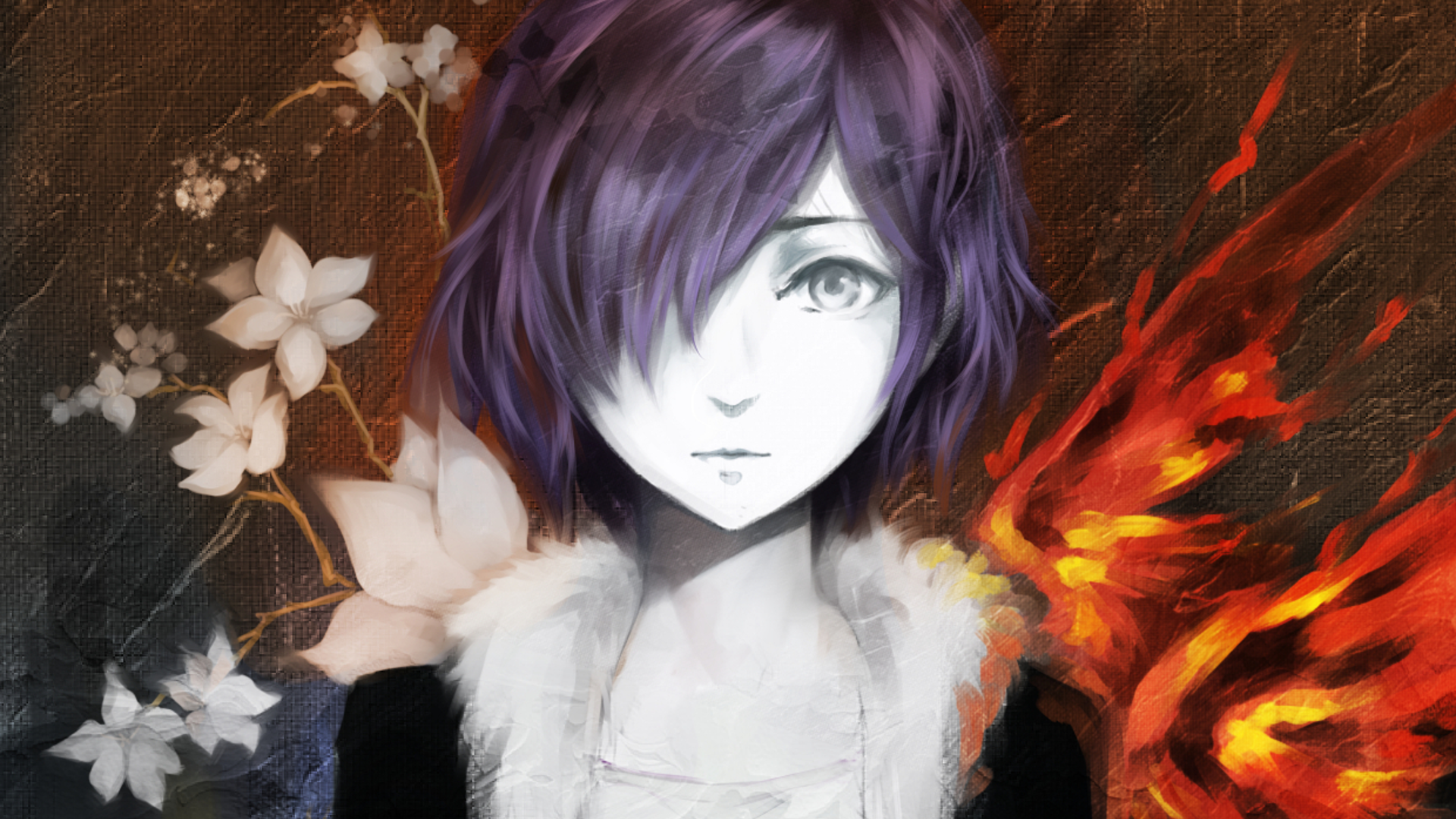 Pin on Touka Kirishima