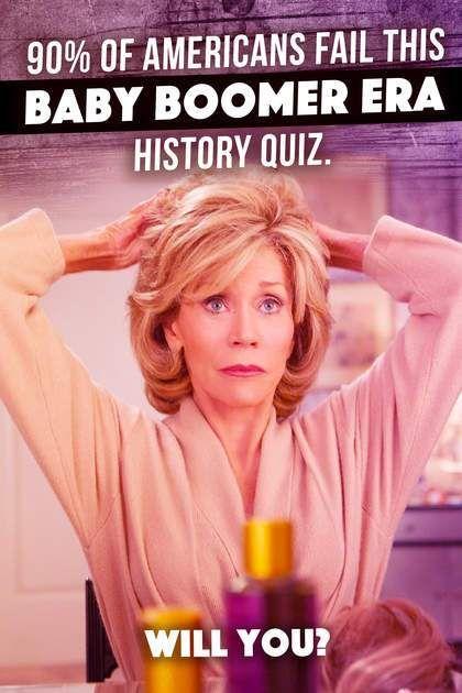 Quiz: 90% Of Americans Fail This Baby Boomer Era History ...