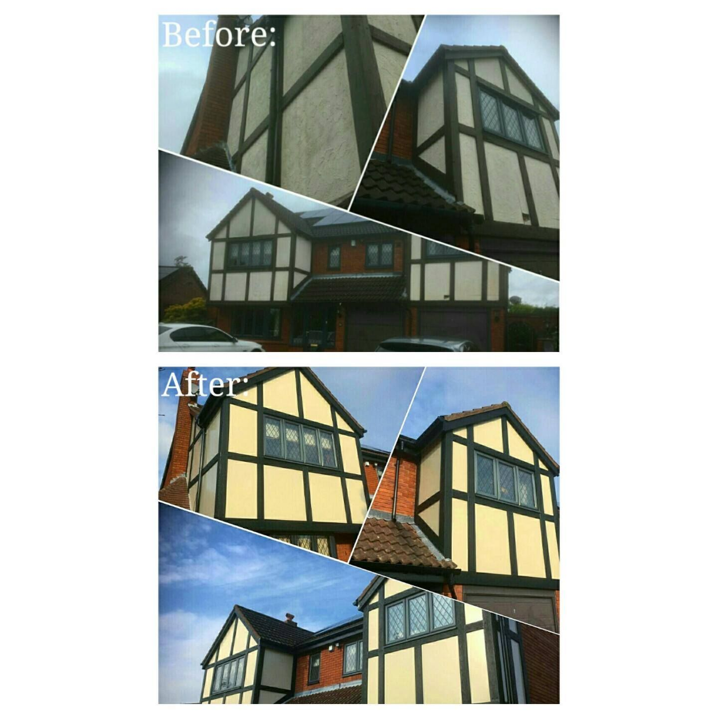 Gable end window ideas  pin by the window centre solihull ltd on mock tudor boards  pinterest