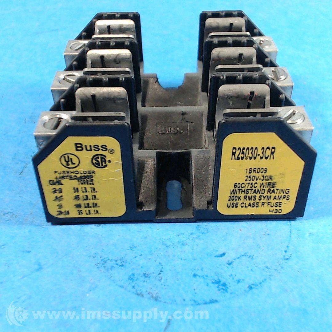 BUSSMANN R25030-3CR