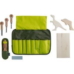 Jako-o Schnitz-Set, grün Jako-ojako-o #kreativehandwerke