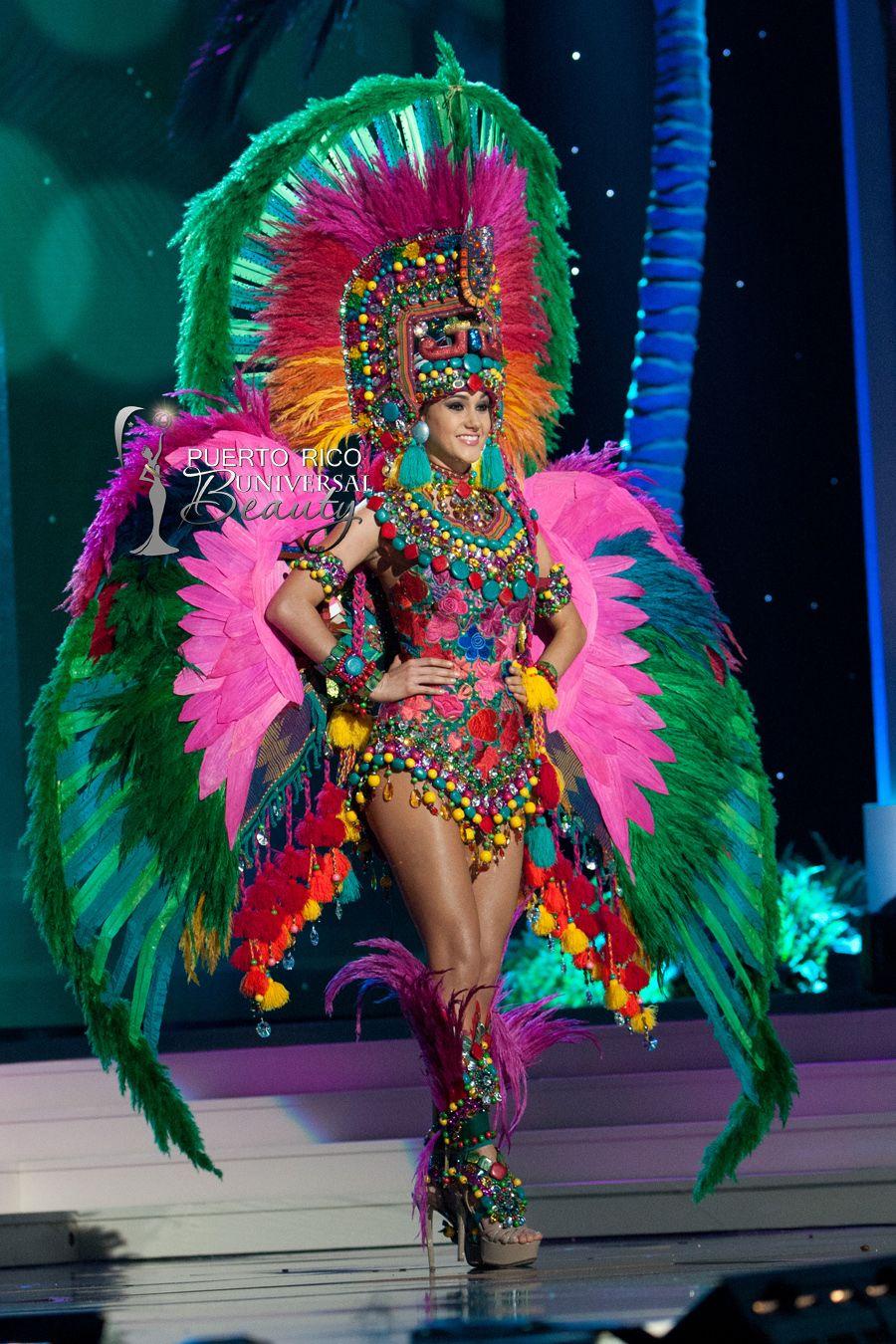 Miss Guatemala 2013 Paulette Samayoa - Photos - Miss