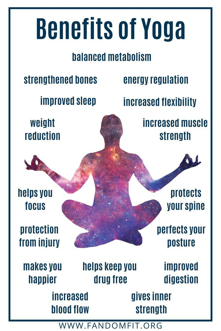 Yoga has so many benefits, some expected, others surprising and many just simply amazing! Learn the...