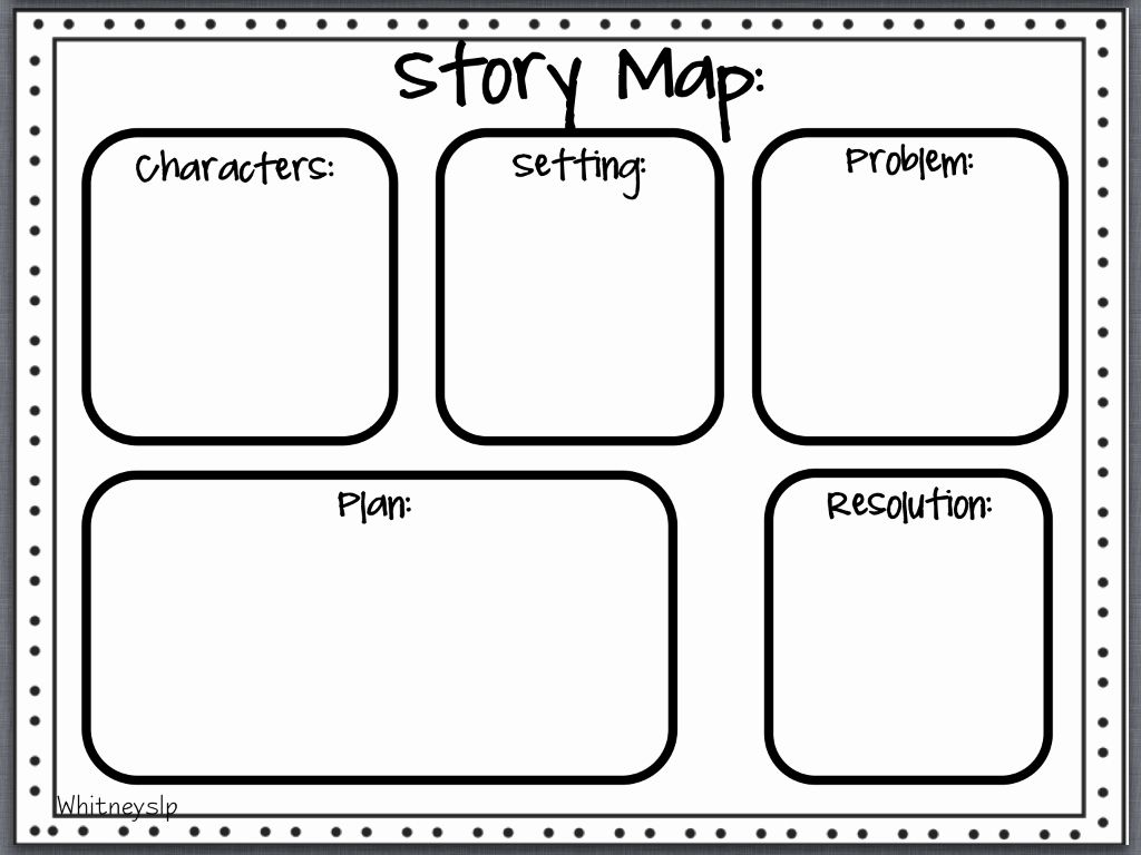 30 Plot Diagram Graphic organizer in 2020 | Story map ...