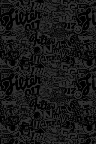 1 Color 1 Week Dark Wallpaper Iphone Dark Wallpaper Black Background Wallpaper