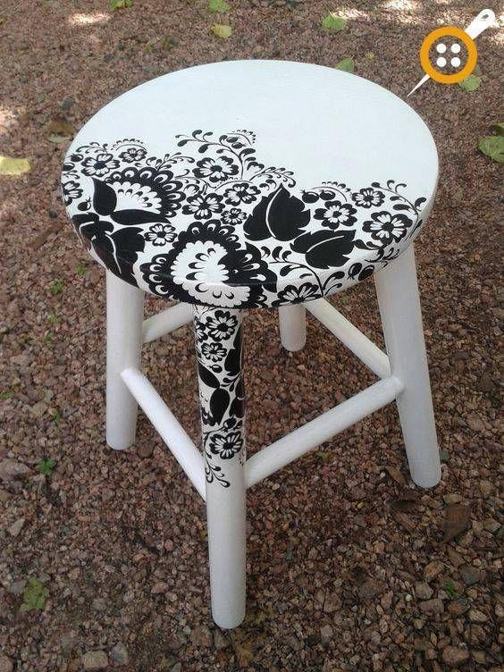 57 adet ah ap sandalye boyama rnekleri evde sandalye boyama ah ap boyama pinterest. Black Bedroom Furniture Sets. Home Design Ideas