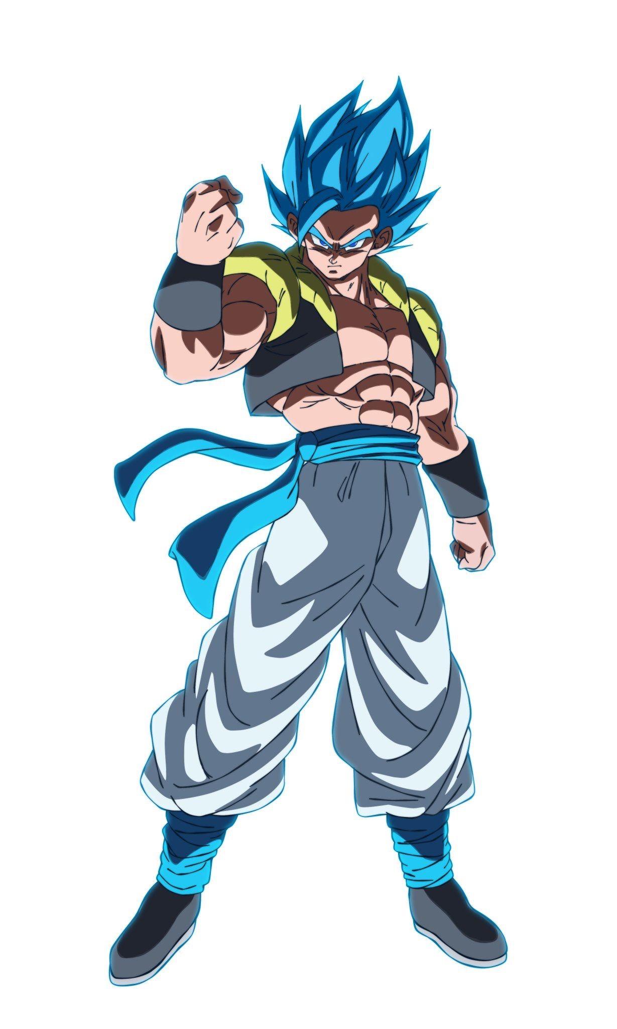 Gogeta Blue Dragon Ball Super Manga Dragon Ball Artwork Dragon