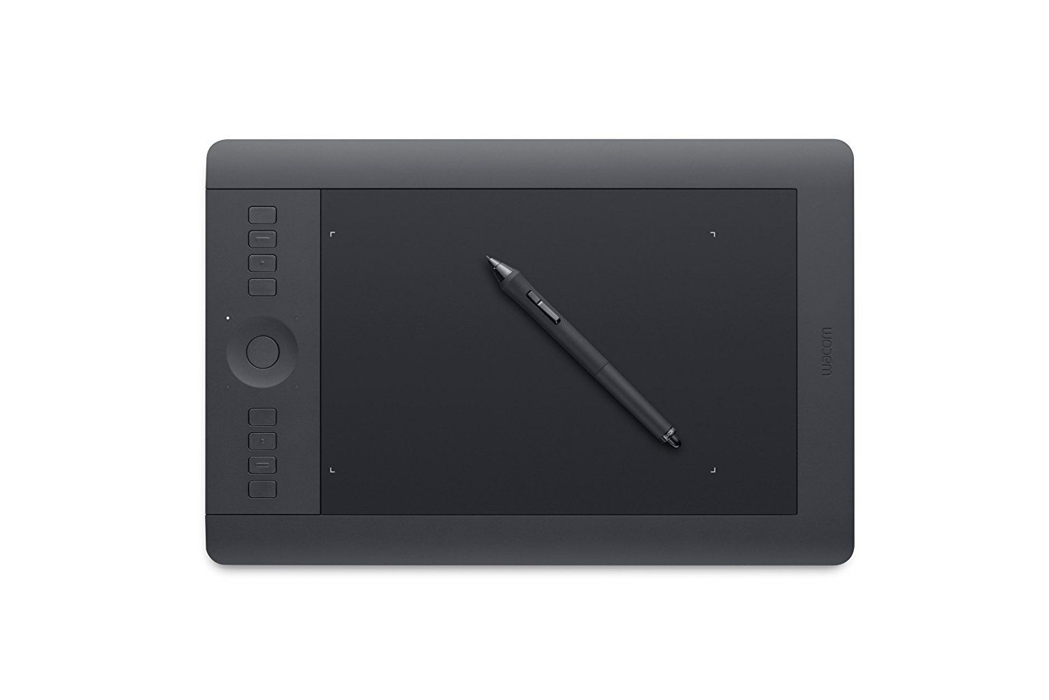 Amazon Com Wacom Intuos Pro Pen And Touch Tablet Medium Pth651