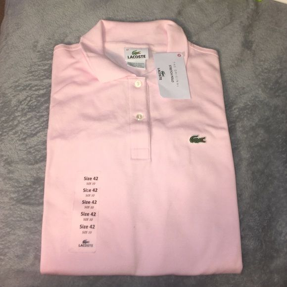 Brand new Lacoste Polo Brand new WT ( with tags) Lacoste The Original  Stretch Polo aba433e180