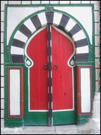 funky door in Tunis & funky door in Tunis | Doors open doors close | Pinterest