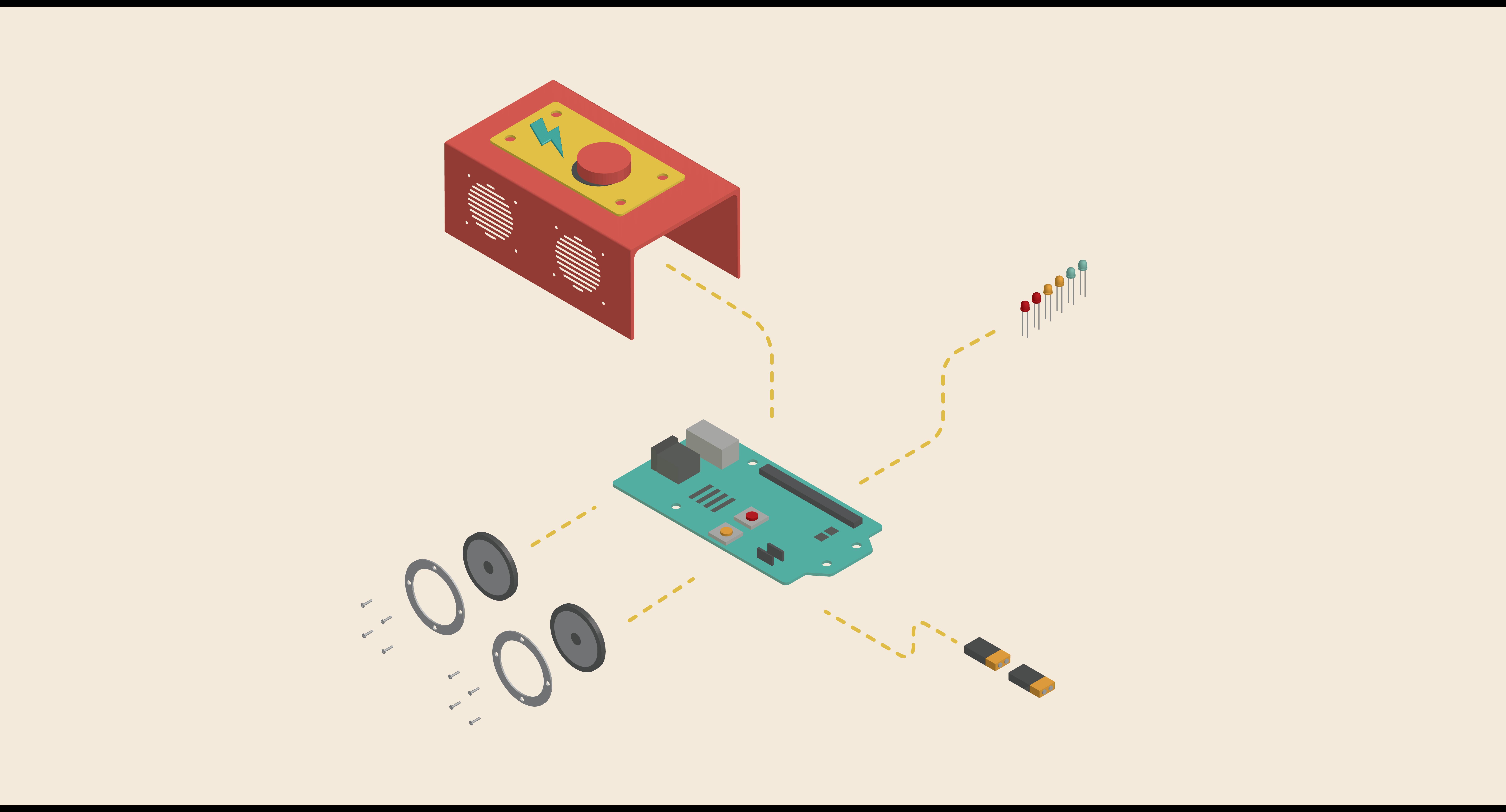 Preparing to make an electronics project box | Project Box ...