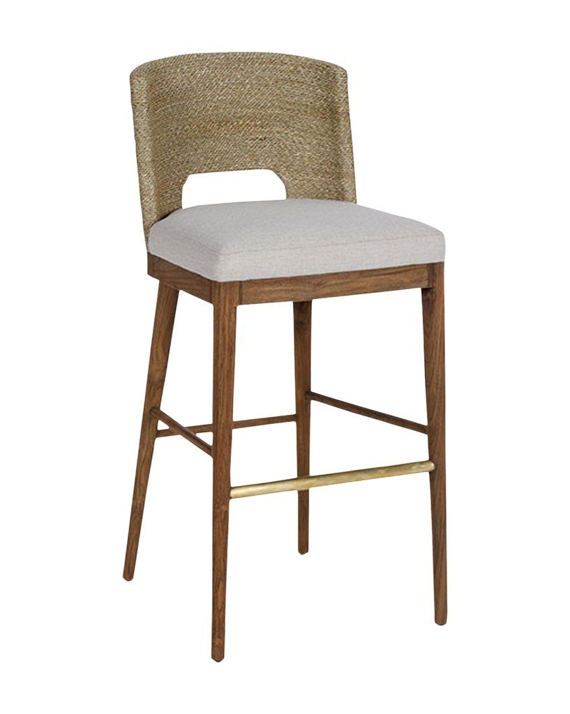 Ava Seagrass Counter Stool In 2020 Counter Stools Counter