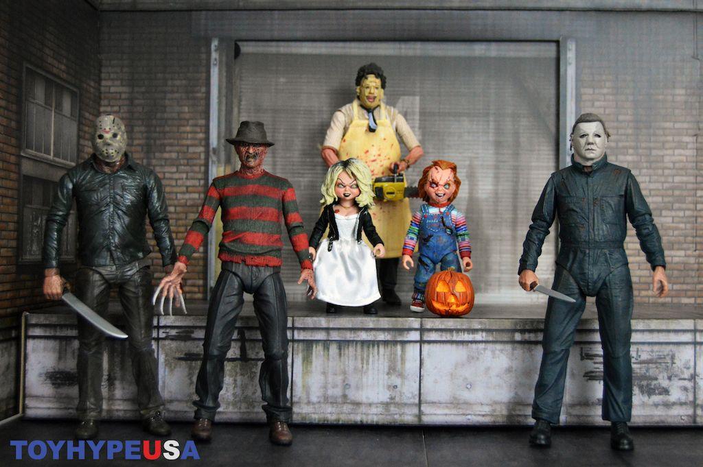 "NECA Child/'s Play Ultimate Chucky ACTION FIGURE 4/""//10 cm Tall-échelle 7/"""