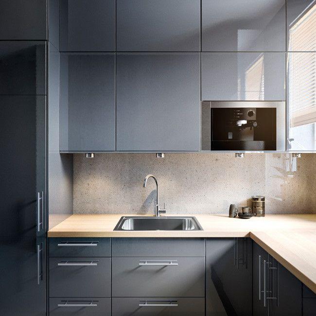 Tendencias en dise os de cocinas 2014 para m s - Disenos cocinas modernas ...