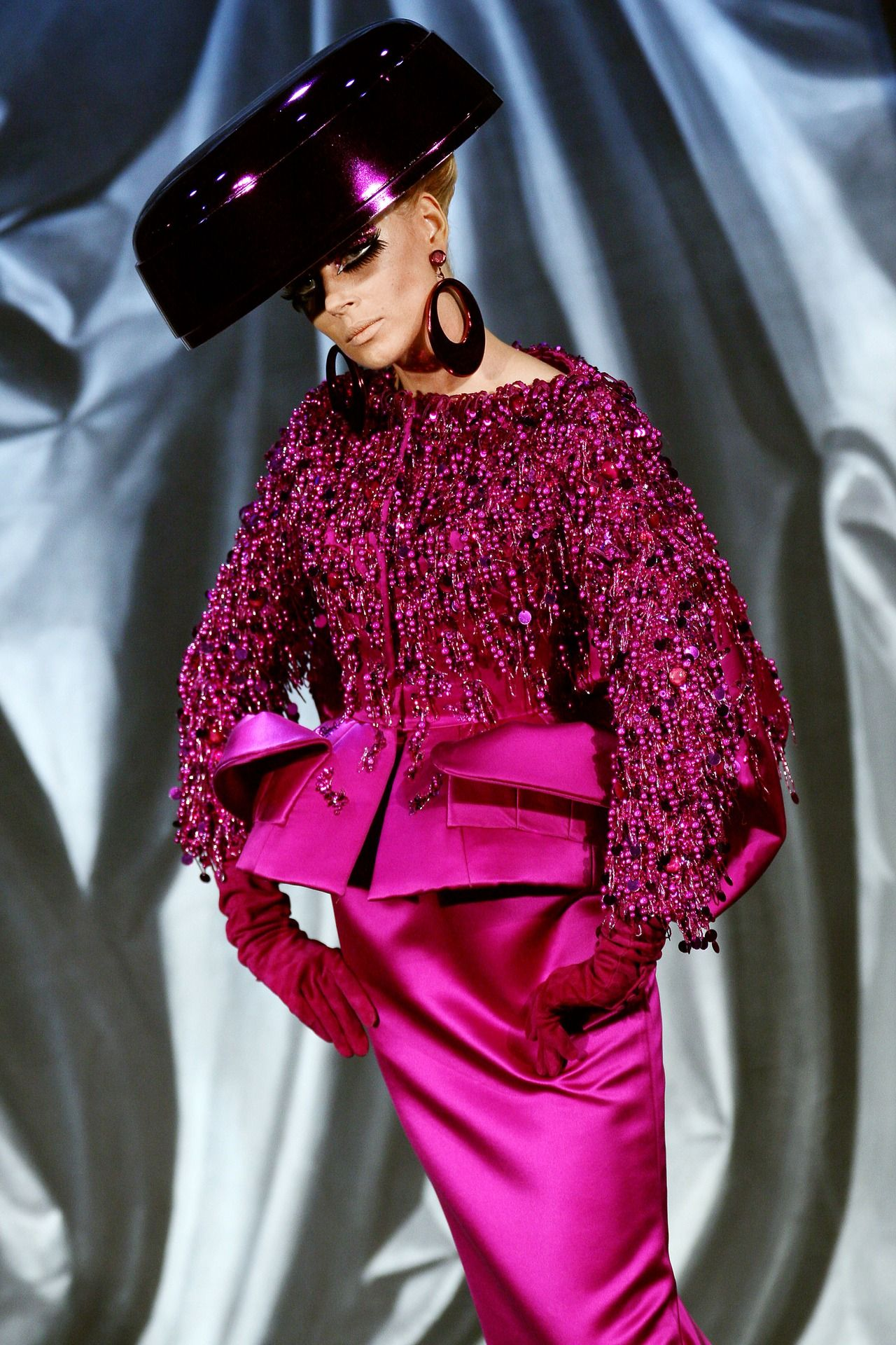 Christian Dior Spring 2008 Haute Couture John Galliano