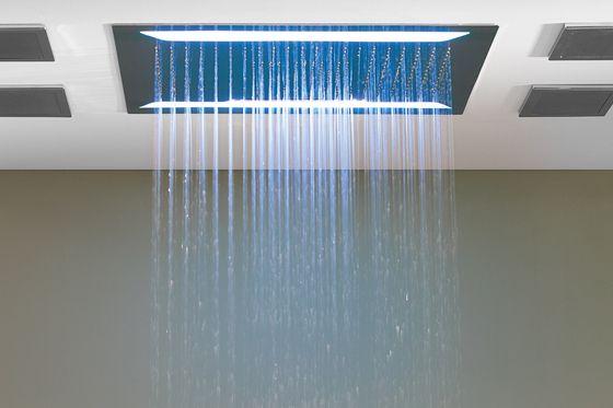 Aqua Sense   Multifunction ShowerHead  Ceiling Mtd./Rain/LED Light/