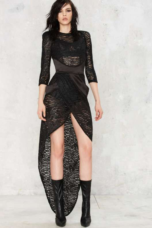 Zhivago Cipher Lace Dress