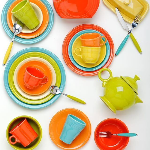 Fiesta Dinnerware Instagram  sc 1 st  Pinterest & Can you say #dishgoals? \