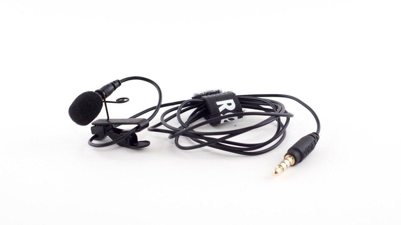 كيف تصنع ميكروفون بحجم صغير وصوت نقي Lavalier Microphone Accessories Mic