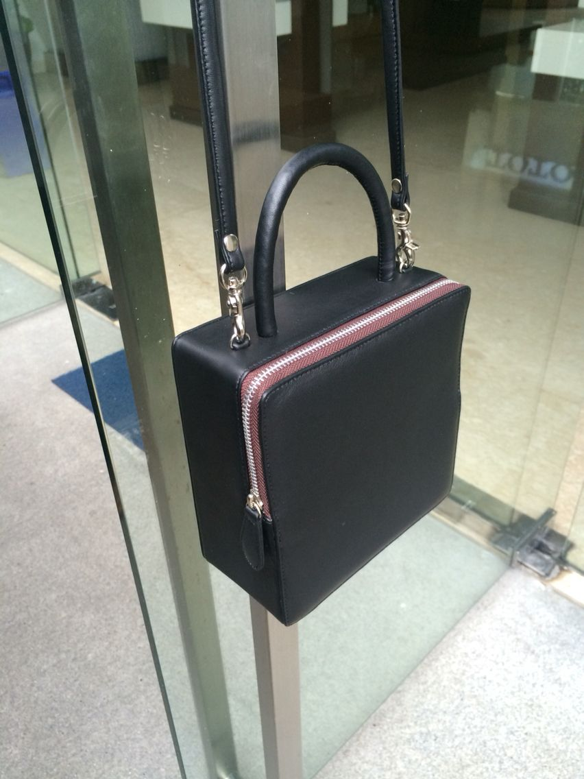 Blav Square bag Genuine bag