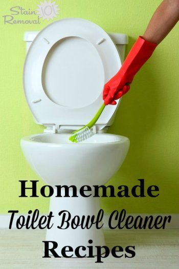 homemade toilet bowl cleaner recipes and home remedies frugal rh pinterest com home remedy for cleaning bathroom sink drain home remedies for cleaning bathroom tile grout