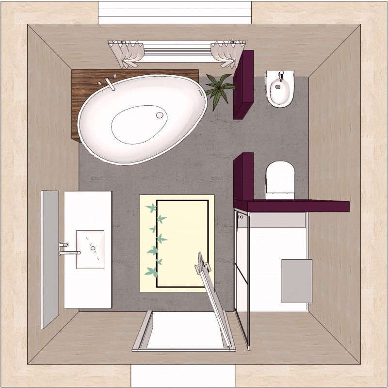 20 Idee Amenagement Salle De Bain 8m2 2019 Idee Salle De Bain Salle De Bain Design Plan Salle De Bain