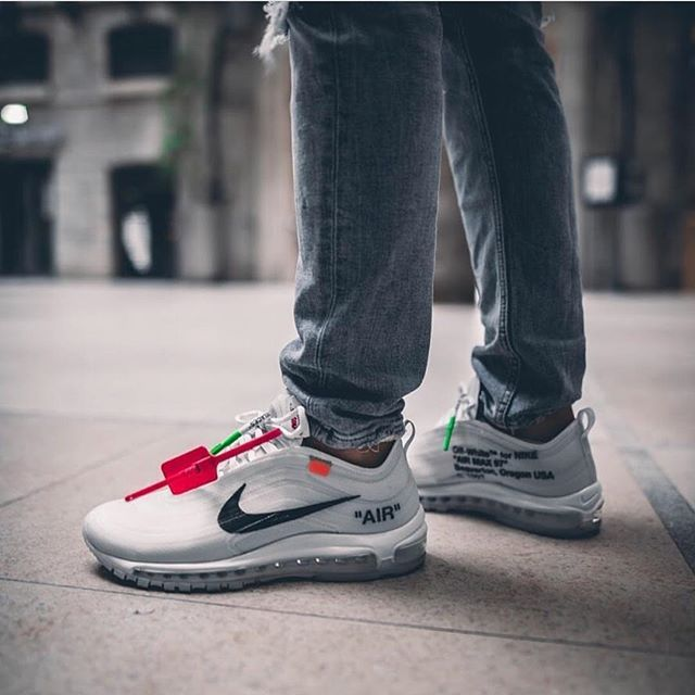 lowest price 64ac6 fd515 Off White x Nike Air Max 97