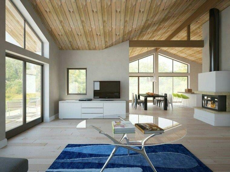 Que teto maravilhoso wwwenerame house wood Pinterest - condensation dans la maison