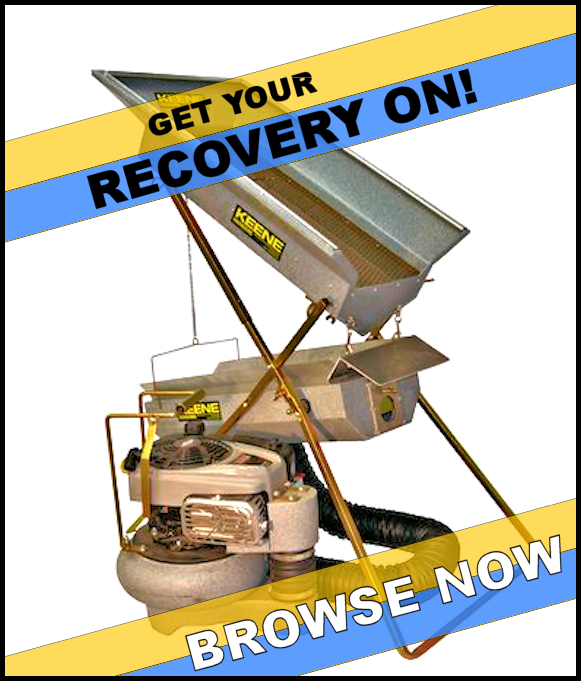 Get your recovery on! KEENE ENGINEERING Another great place