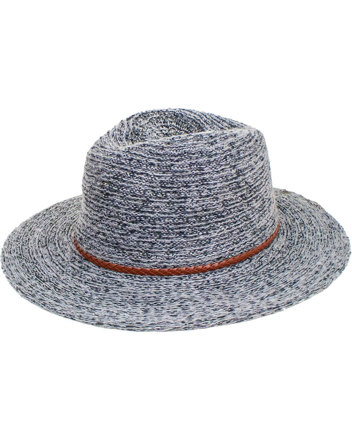 9bc57003b3790 peter grimm woven wool hat with brim
