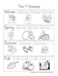 Image result for summer season worksheets for kindergarten | Theme ...