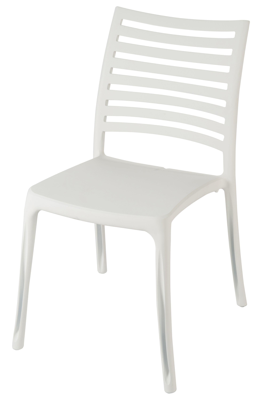 Chaise de jardin Sunday | Grosfillex | Chaise, Jardins et ...