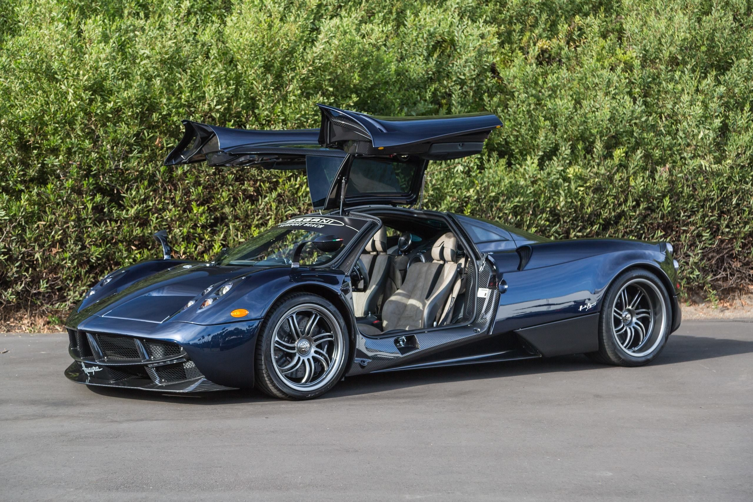 pagani newport beach is pleased to offer this 2014 pagani huayra