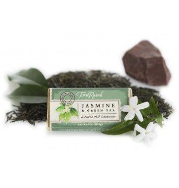 Jasmine & Green Tea Infused Chocolate amaaazing