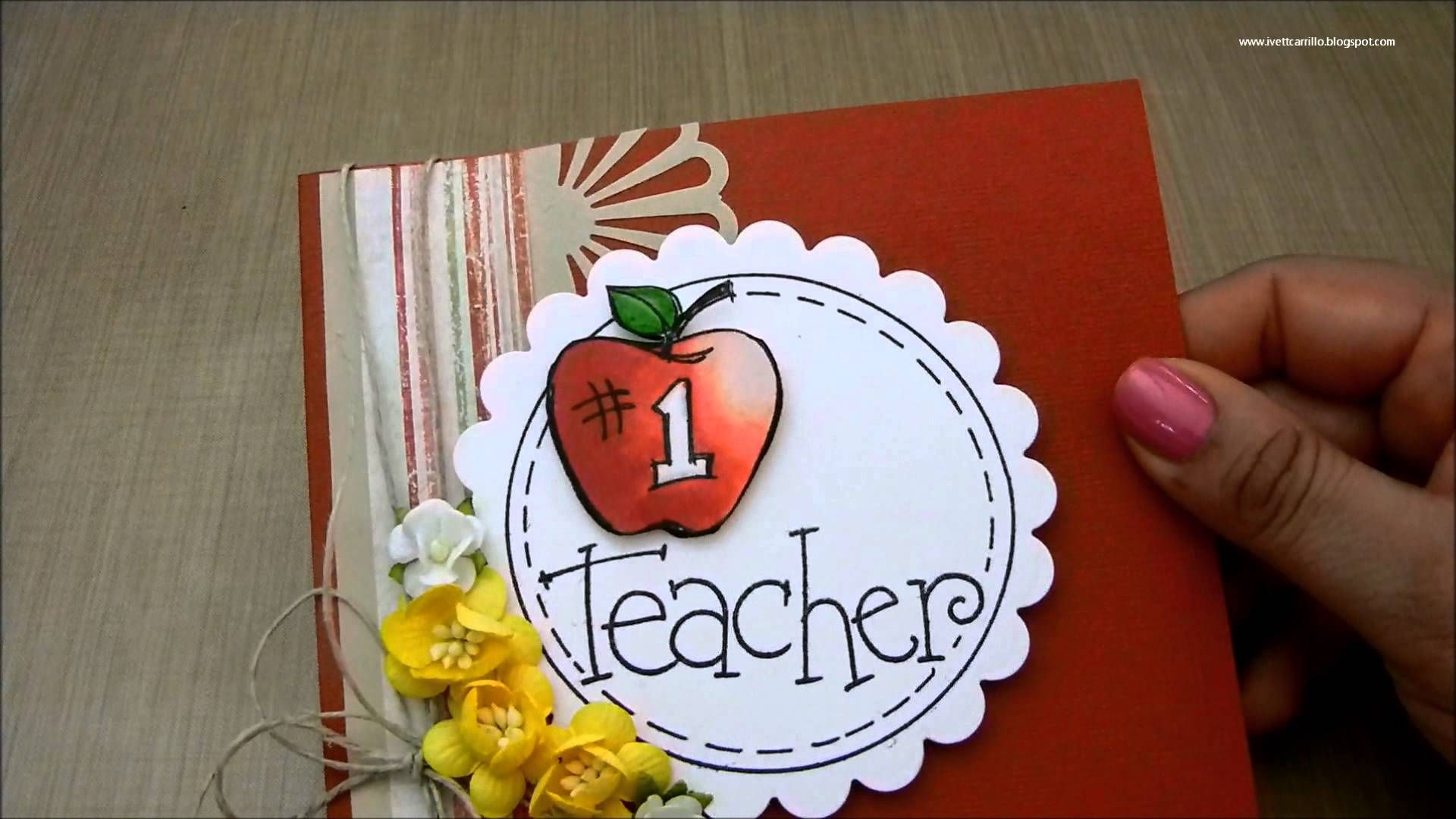 Teachers Day Card Making Ideas Part - 26: Cards · National Teacheru0027s Day Contest