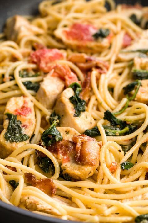 Italian Food Fans Will Go Crazy For This Tuscan Angel Hair Pasta