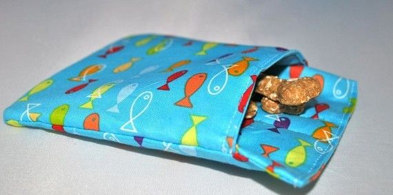 Dog Training Treat Bag You PICK DESIGN by 3pooches on Etsy