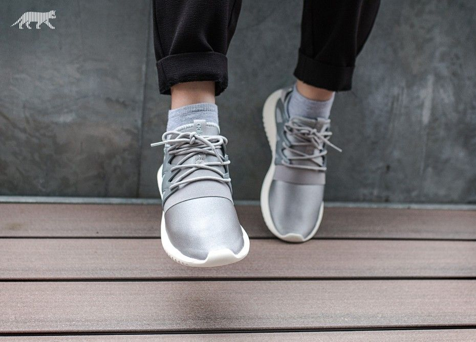 351dbf8946ab adidas Tubular Viral W (Metallic Silver   Clear Granite   Core White)