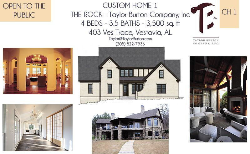 Custom Homes | Greater Birmingham Association of Home Builders